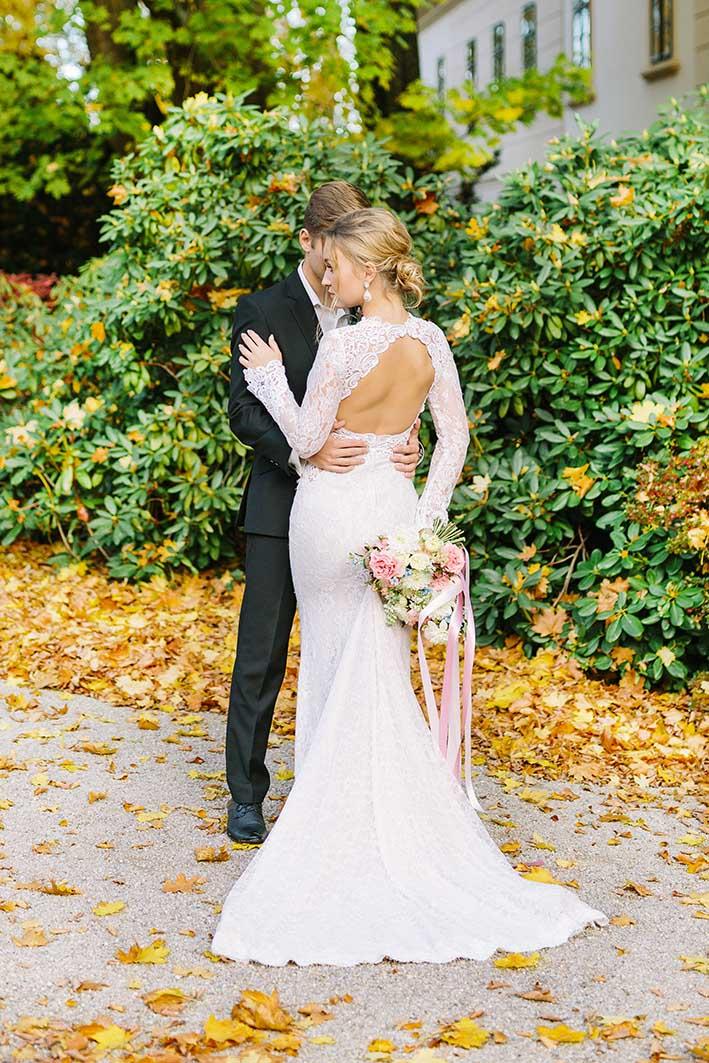 Svatební líčení