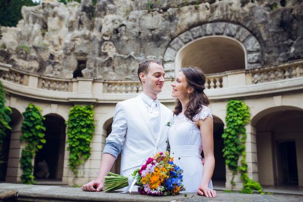 svatební líčení a účesy